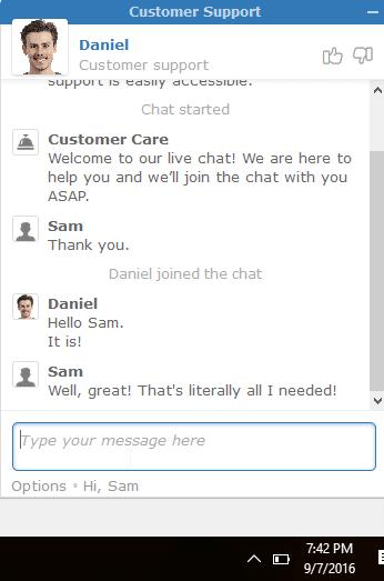 Nordvpn customer service