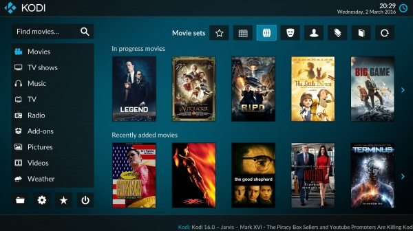 Run a Kodi Operating System From Your USB Thumb Drive