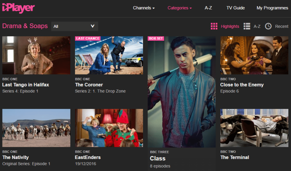 How to Watch BBC iPlayer Outside of UK – Unblock BBC iPlayer