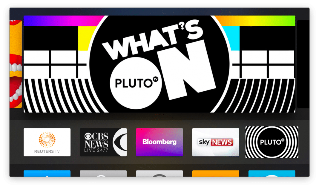 Watch Pluto TV on Android