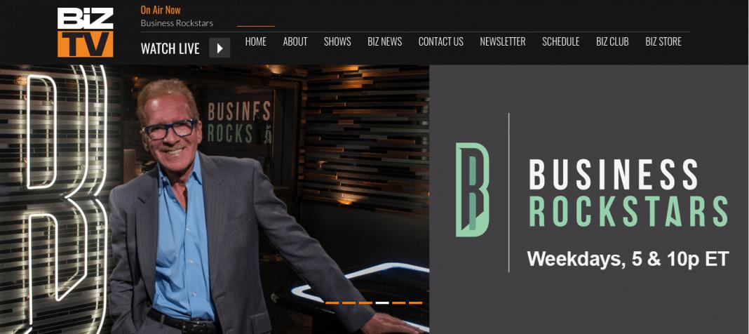 BizTV business channel