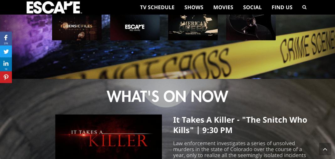 EscapeTV women-friendly mysteries