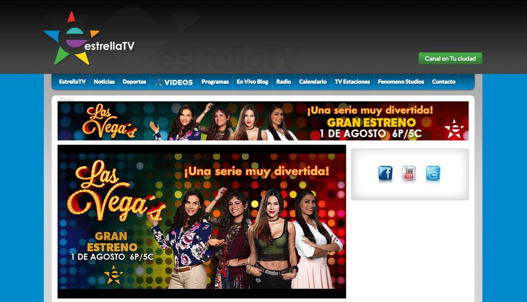 Estrella TV Spanish language TV