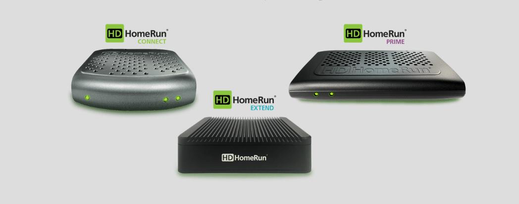 HDHomeRun OTA TV Tuner