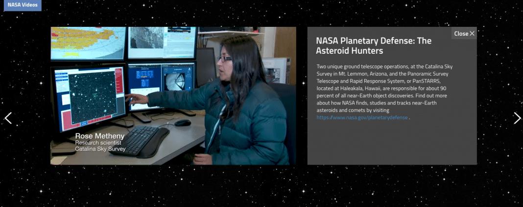 NASA's asteroid hunters