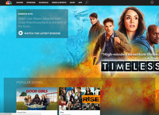 streaming nbc online without cable alternatives
