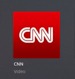 cnn plex channel screenshot