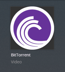 bittorrent plex channel screenshot