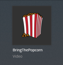bringthepopcorn plex channel screenshot