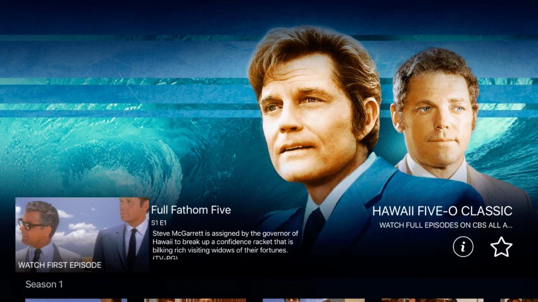 Original Hawaii Five-O