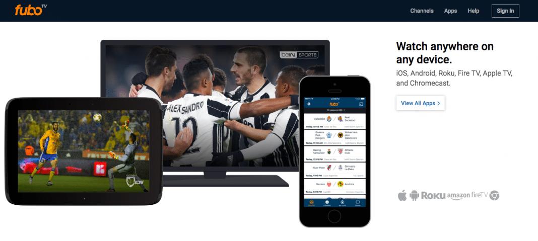 FuboTV device support