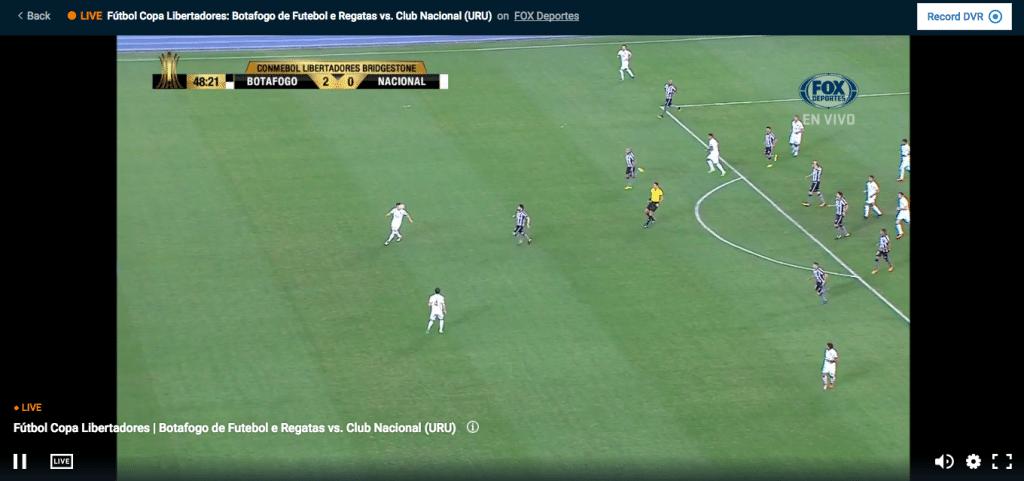 Soccer on FuboTV