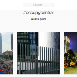 Instagram #OccupyCentral images