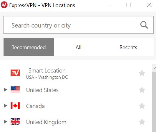 expressvpn bbc iplayer