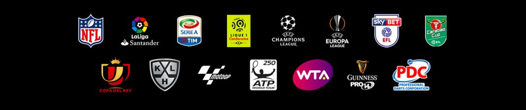 DAZN sports leagues