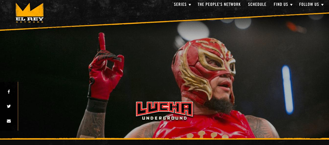 El Rey Network Lucha Underground