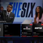 PlayStation Vue on Apple TV