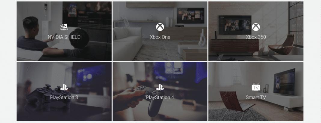 Plex on game consoles