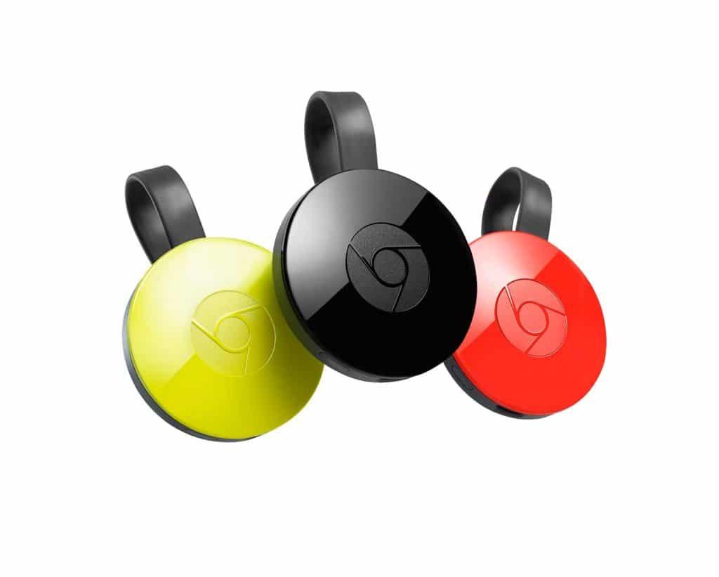 Chromecast stream smart tv plex