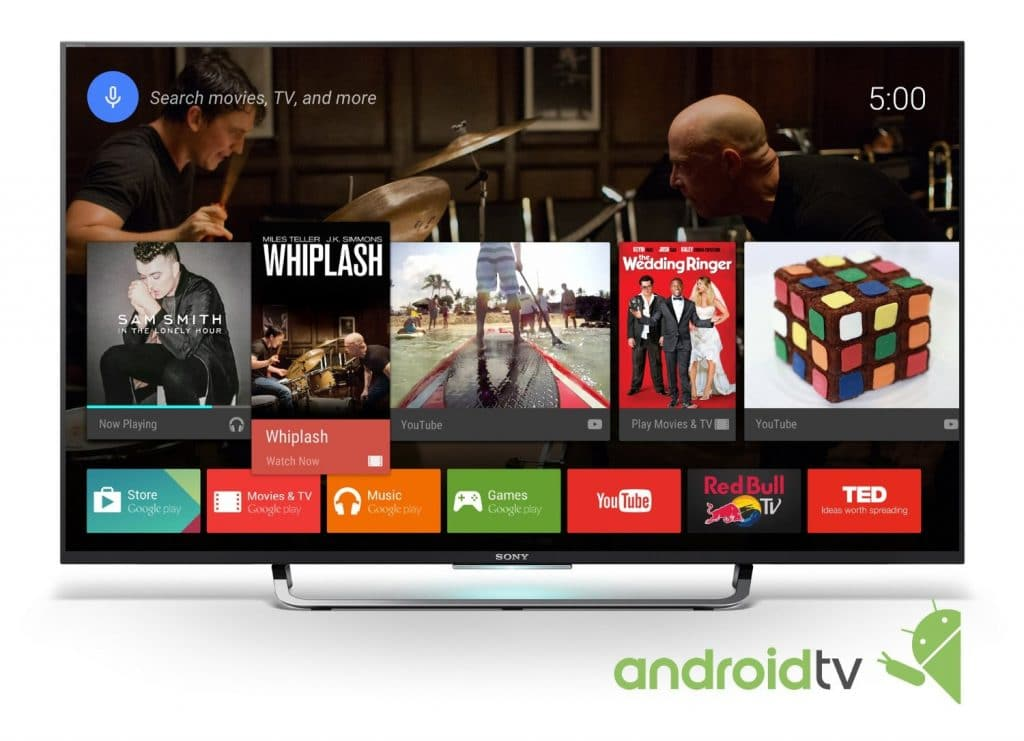 android tv sony bravia plex smart
