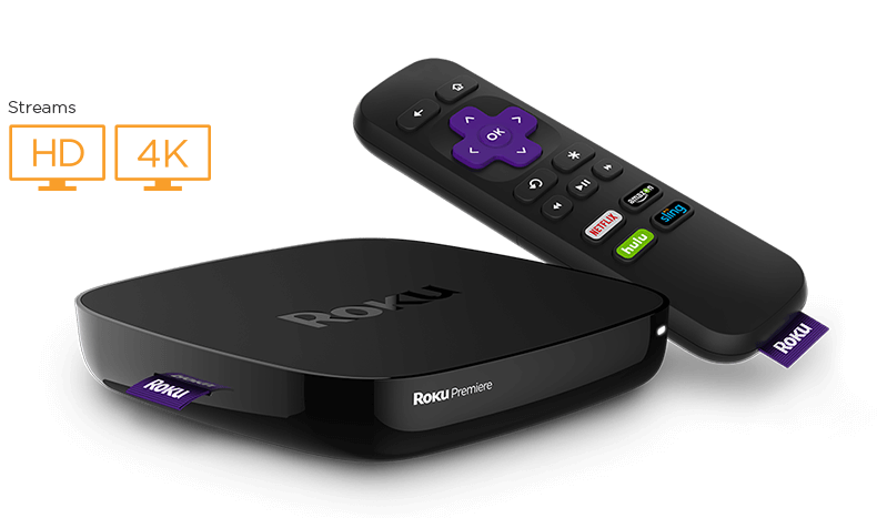 roku box streaming plex smart tv