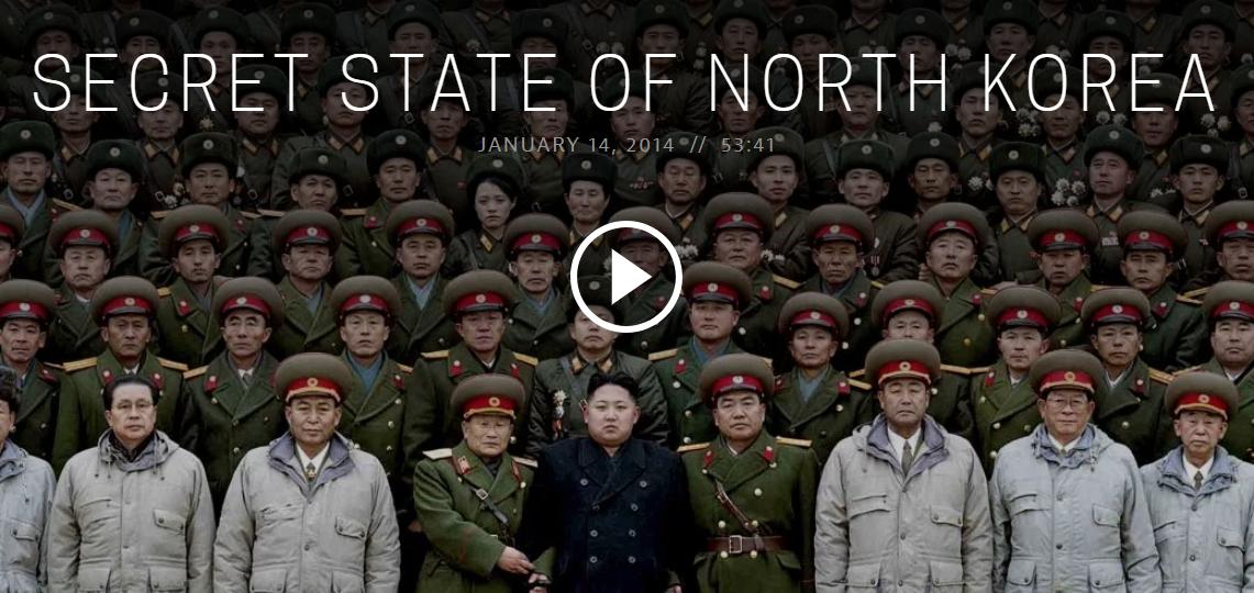 Secret State of North Korea