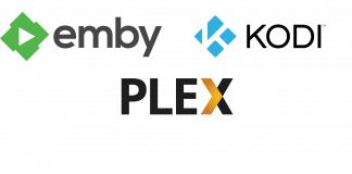 emby kodi plex comparison