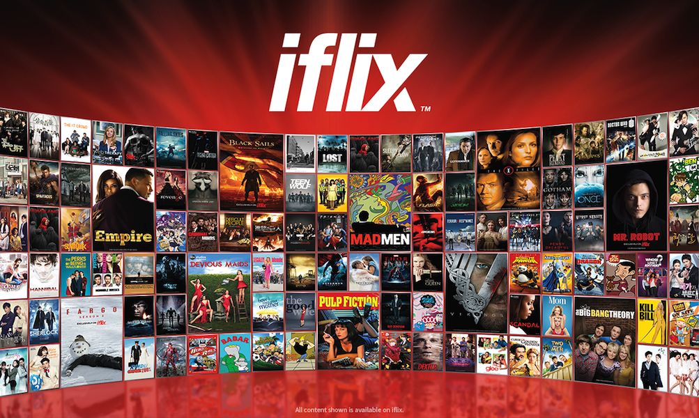 iflix main screen streaming asia netflix