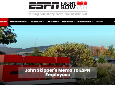 ESPN fires employees