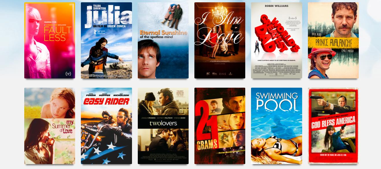 SundanceNow Films Dramas
