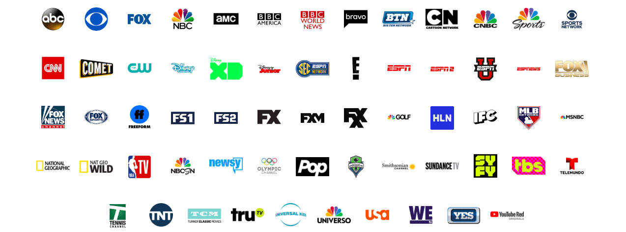 YouTube TV fox without cable