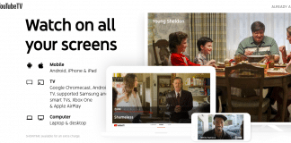 Browsers on YouTube TV