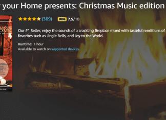 amazon fireplace