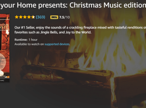 amazon fireplace