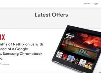 Netflix Google Chromebook
