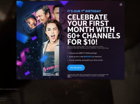 DirecTV Now Subscribers Vent Over Outages, Freezing and