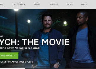 usa network streaming online without cable alternative