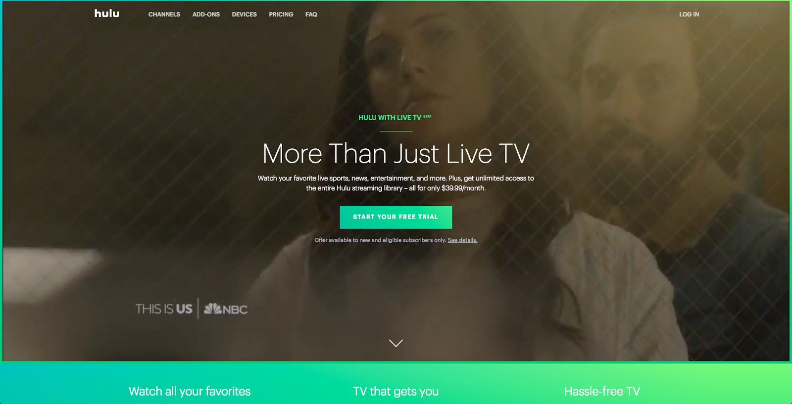 Hulu with live tv streaming alternatives drawbacks cord-cutting