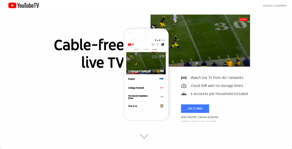 watch new york jets live 2019 youtube tv