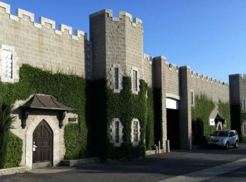 LA castle studios