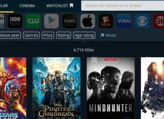 Netflix JustWatch