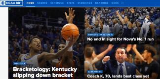 NCAA Basketball on CBS Sports