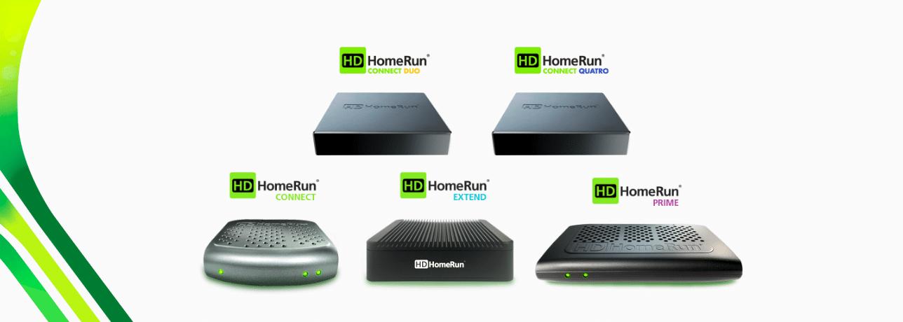 HDHomeRun TV Tuners