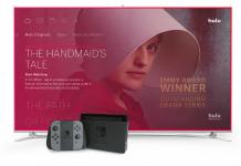 Hulu on Nintendo Switch