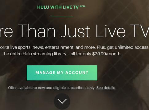 Hulu Fox