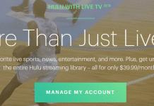 Hulu beta