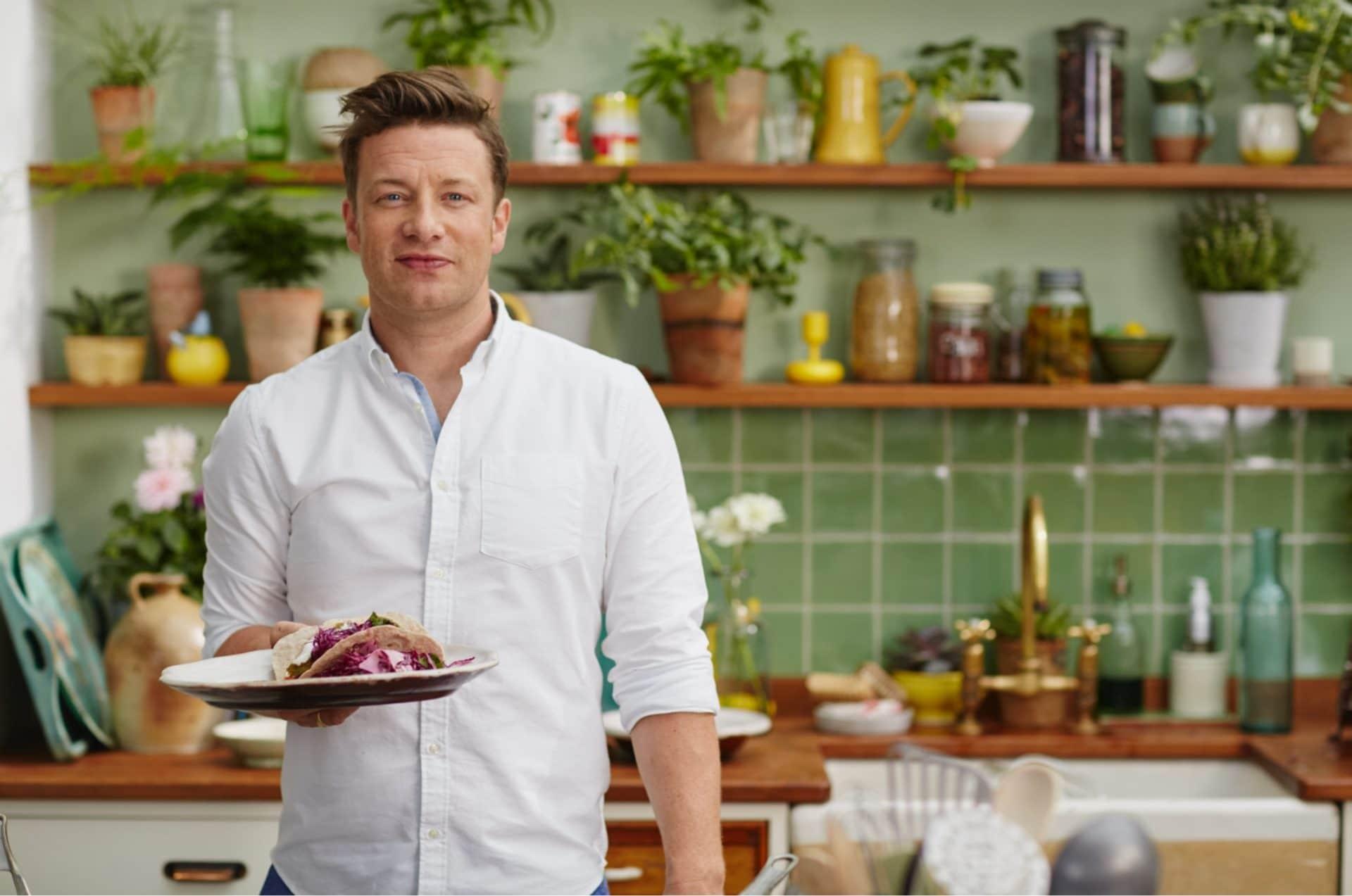 Jamie Oliver on Genius Kitchen