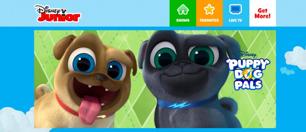 Puppy Dog Pals on Disney Junior