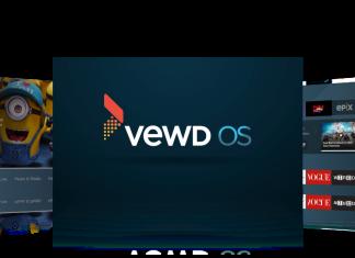 Vewd smart TV operating system