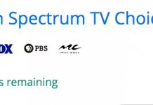 Spectrum TV Choice